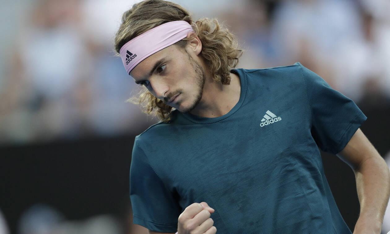 Παγκόσμια κατάταξη τένις: Αυτή είναι η θέση του Στέφανου Τσιτσιπά μετά το Αυστραλιανό Open