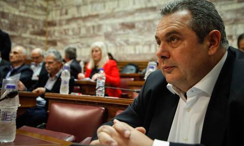 Συμφωνία των Πρεσπών: Αυτό είναι το νέο σποτ των ΑΝΕΛ με «πρωταγωνιστή» τον Κωνσταντίνο Καραμανλή