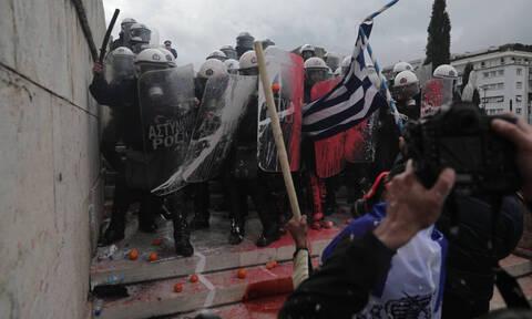 Συλλαλητήριο για τη Μακεδονία: Μηνυτήρια αναφορά κατά παντός υπευθύνου για τα έκτροπα