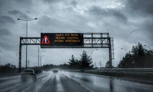 Καιρός: Προειδοποίηση Αρναούτογλου! Σφοδρές καταιγίδες και θυελλώδεις άνεμοι την Παρασκευή