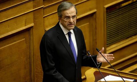 Συμφωνία των Πρεσπών - Σαμαράς: Η Μακεδονία είναι μία και είναι ελληνική