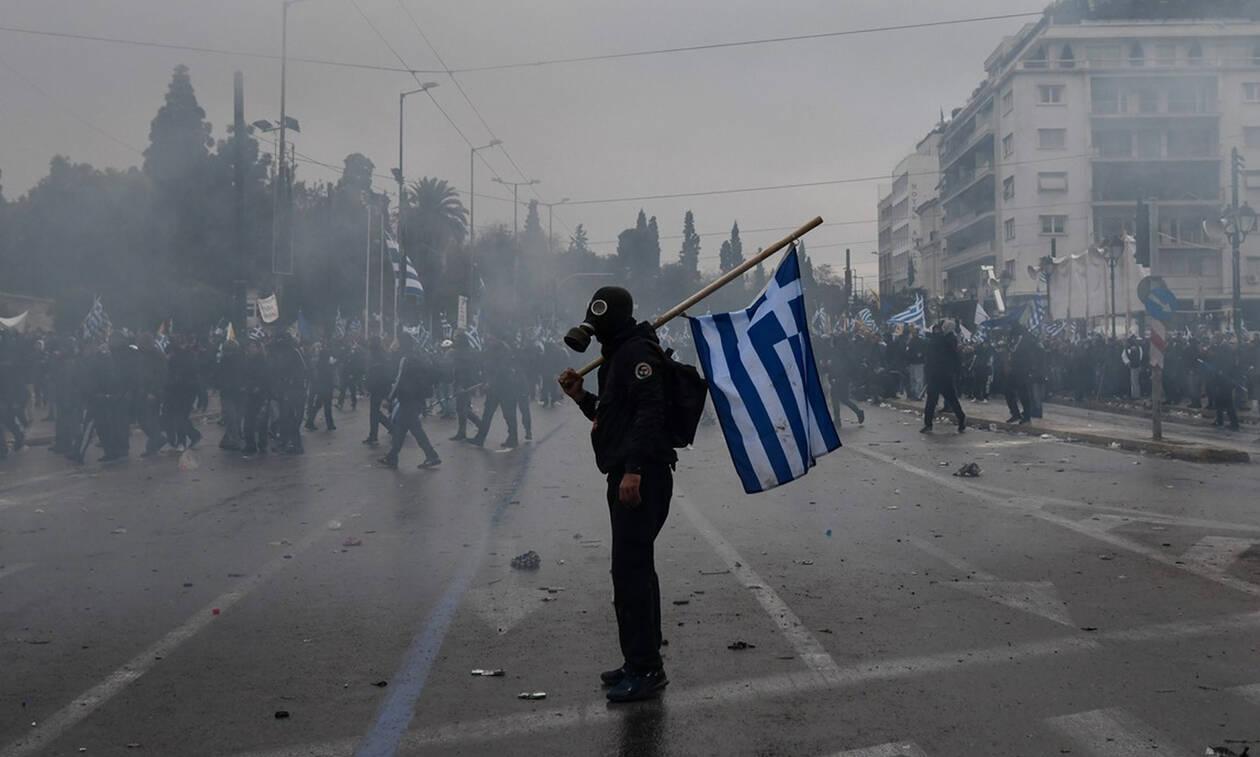 Συλλαλητήριο για τη Μακεδονία: Υπό κράτηση ένας εκ των 7 συλληφθέντων