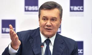 Ουκρανία: Καταδικάστηκε για εσχάτη προδοσία ο πρώην πρόεδρος Γιανουκόβιτς