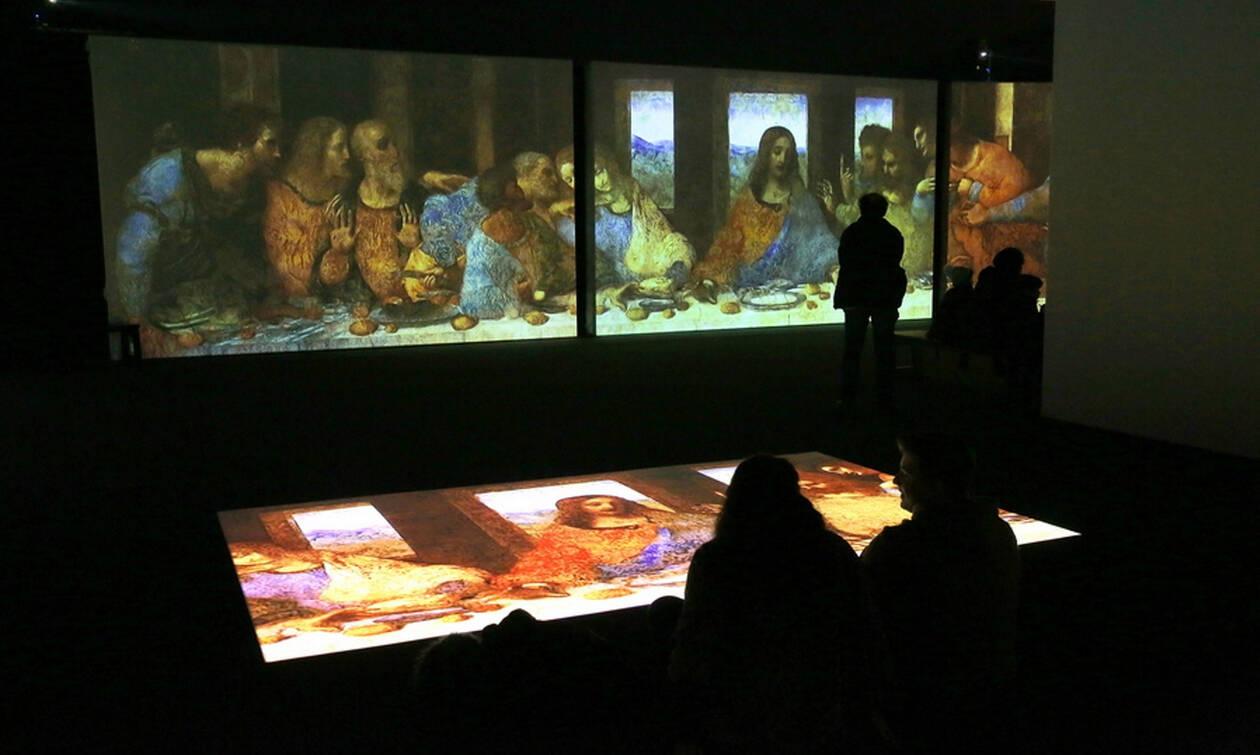 Αποκρυπτογράφησαν τον κώδικα ντα Βίντσι: Ο «Μυστικός Δείπνος» αποκαλύπτει το τέλος του κόσμου