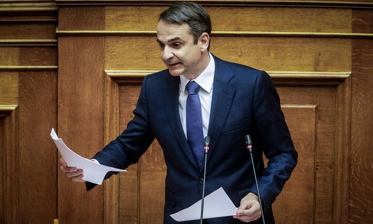 Μητσοτάκης: Ως πρωθυπουργός δεν θα επιτρέψω την είσοδο των Σκοπίων στην ΕΕ