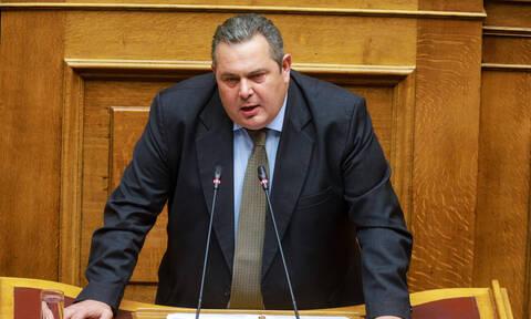 Καμμένος: Ο Τσίπρας διαλύει την Κ.Ο. των ΑΝΕΛ - «Βόμβες» για παρέμβαση της κυβέρνησης στη Δικαιοσύνη