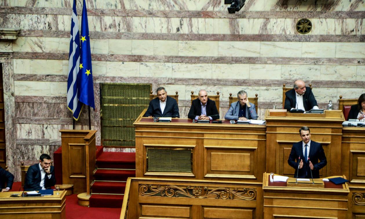 Βουλή: Της Συμφωνίας το… κάγκελο! «Σκοτώθηκαν» οι πολιτικοί αρχηγοί και τώρα… ψηφοφορία