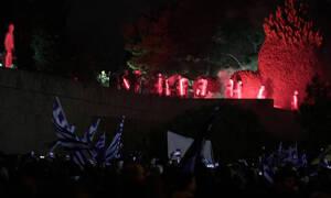 Συλλαλητήριο Σύνταγμα: 10 συλλήψεις και 133 προσαγωγές κατά την διάρκεια των επεισοδίων (pics)