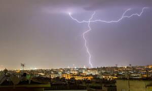 Έκτακτο δελτίο ΕΜΥ: Με χαλάζι και καταιγίδες θα χτυπήσει ο «Φοίβος» -  Κίνδυνος για πλημμύρες (pics)