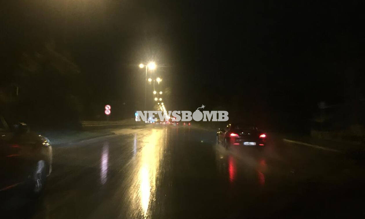 Κίνηση στους δρόμους: Κυκλοφοριακό «έμφραγμα» στην Αθήνα εξαιτίας της βροχής
