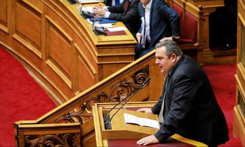Парламент Греции перенес голосование по Преспанскому соглашению