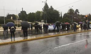Κλειστοί δρόμοι: Κυκλοφοριακές ρυθμίσεις και προβλήματα στο κέντρο της Αθήνας (pics)