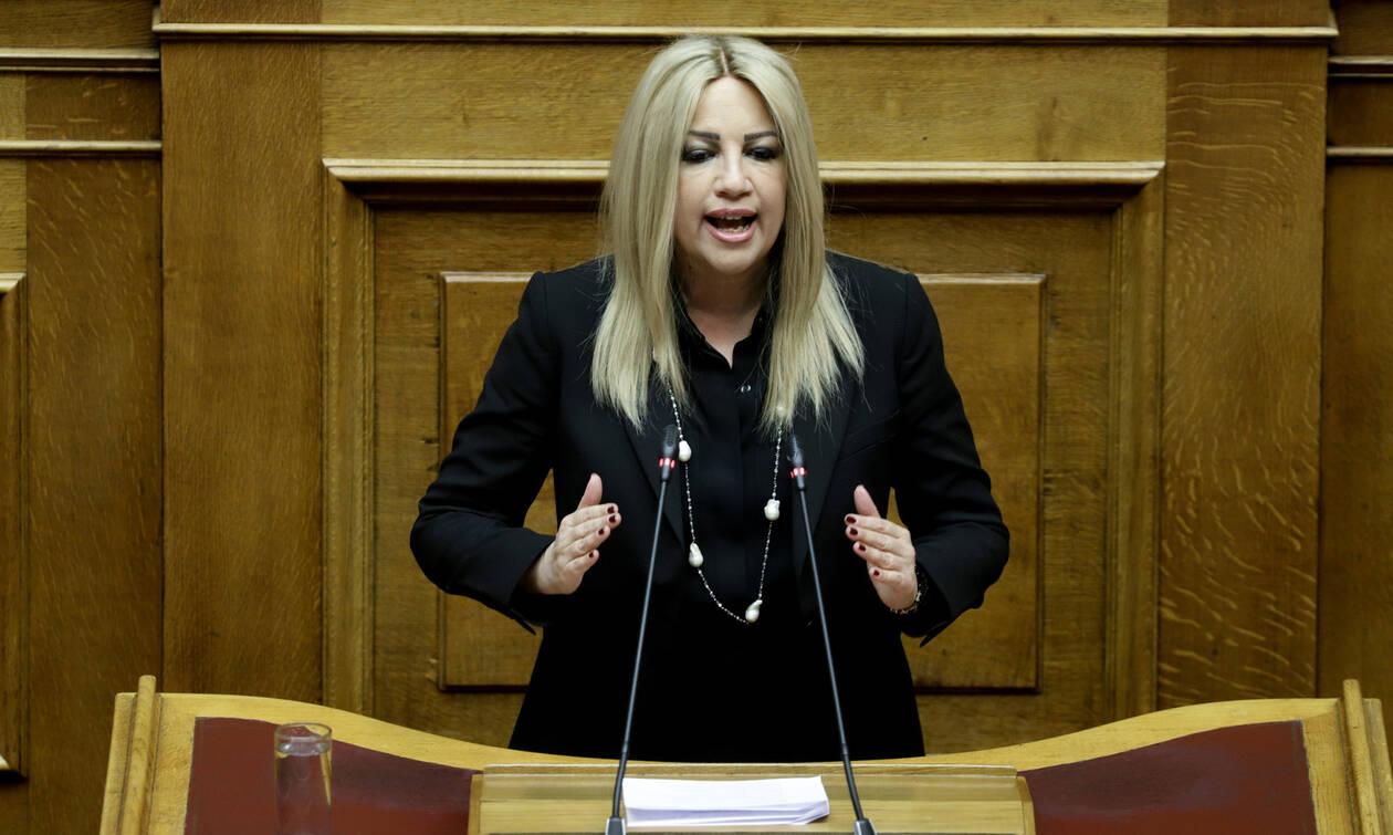 Συμφωνία των Πρεσπών: Αιχμές κατά της Δικαιοσύνης από τη Γεννηματά για τις καταγγελίες Καμμένου