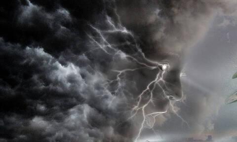Ναυπακτία: Εκκενώθηκε σπίτι εξαιτίας μεγάλης κατολίσθησης (pics)