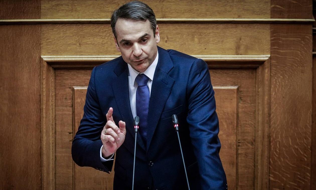 Συμφωνία των Πρεσπών – Μητσοτάκης: Θα ασκήσω βέτο στη ένταξη των Σκοπίων στην ΕΕ