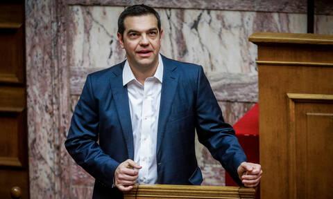 Συμφωνία των Πρεσπών: Αμετανόητος ο Τσίπρας - Πανηγυρίζει για την «ταφόπλακα» στη Μακεδονία