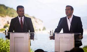 Συμφωνία των Πρεσπών: Πρώτο θέμα στα σκοπιανά ΜΜΕ το απαράδεκτο «ναι» στη Βουλή