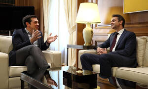 Συμφωνία των Πρεσπών: Ο Τσίπρας τους είναι πλέον άχρηστος κι ο Μητσοτάκης ανακουφίστηκε