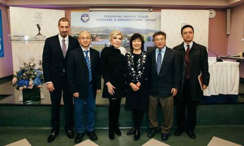ΕΛΠΙΔΑ: Συνεργασία της Ογκολογικής Μονάδας Παίδων με την Ακαδημία Επιστημών της Κίνας