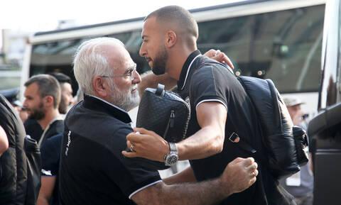Ανατροπή: Ο Σαββίδης κράτησε στον ΠΑΟΚ τον Ελ Καντουρί (photos)