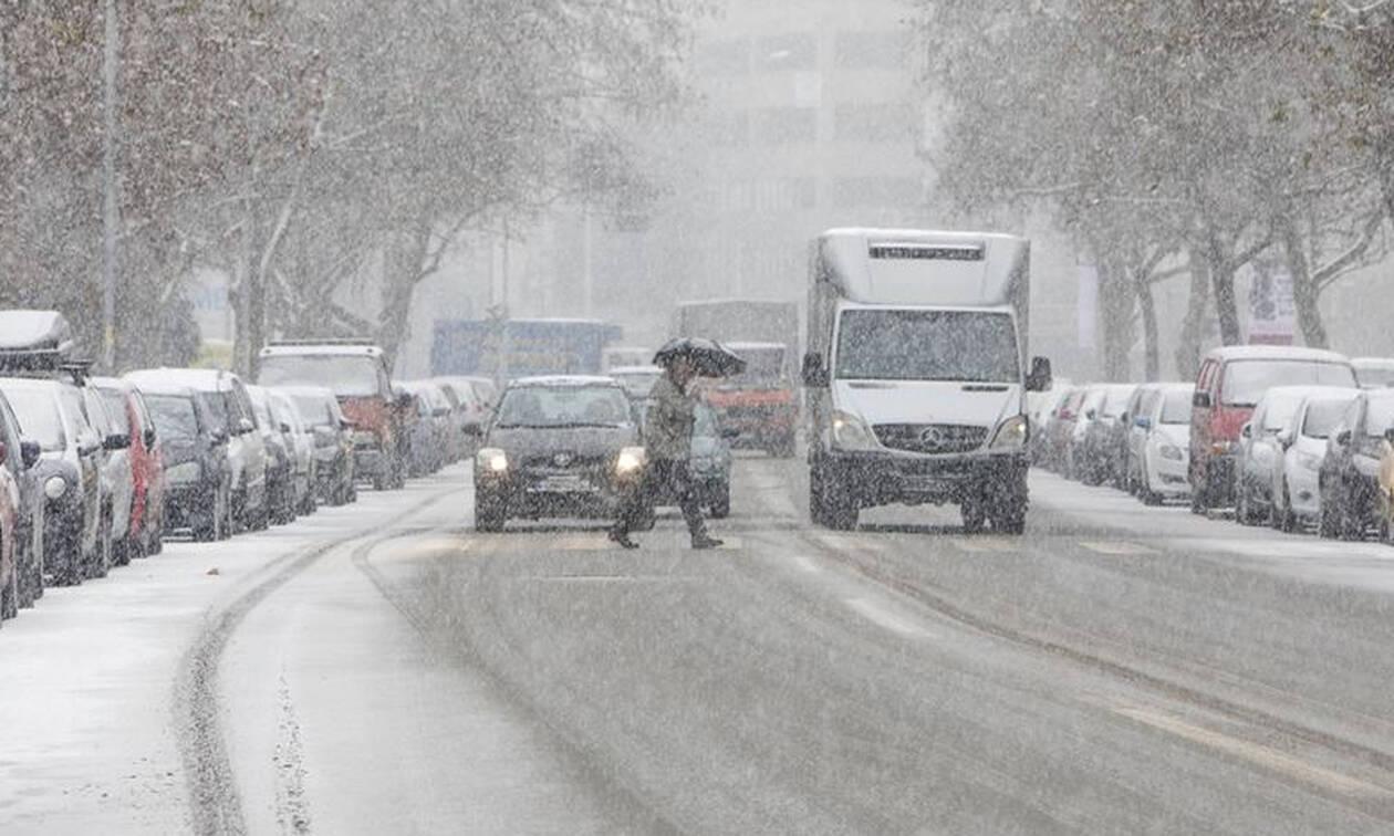 Καιρός: Ποια βελτίωση; Έρχεται νέο κύμα κακοκαιρίας – Πού θα χιονίσει τις επόμενες ώρες
