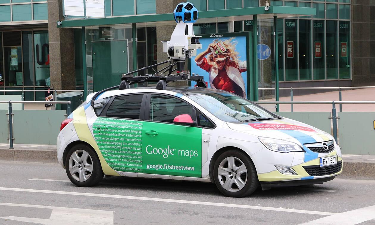 Δεν ξανάγινε! Επιδειξίας κατά συρροή συνελήφθη με τη βοήθεια… του Google Street View
