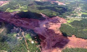 Βραζιλία: Κατέρρευσε φράγμα σε ορυχείο - Τουλάχιστον 200 αγνοούμενοι (pics+vid)