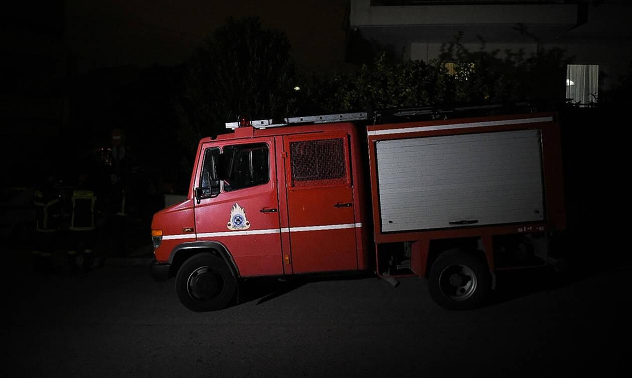Πέραμα: Άνδρας έπεσε σε δεξαμενή καυσίμου - Επιχείρηση της Πυροσβεστικής