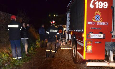 Τραγωδία στο Πέραμα: Νεκρός ανασύρθηκε ο άνδρας που έπεσε σε δεξαμενή καυσίμου
