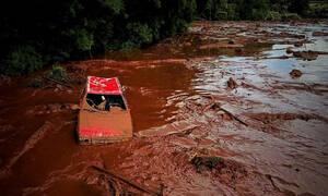Βραζιλία: «Μεγάλη ανθρώπινη τραγωδία» - Περισσότεροι από 150 αγνοούμενοι σε κατάρρευση φράγματος
