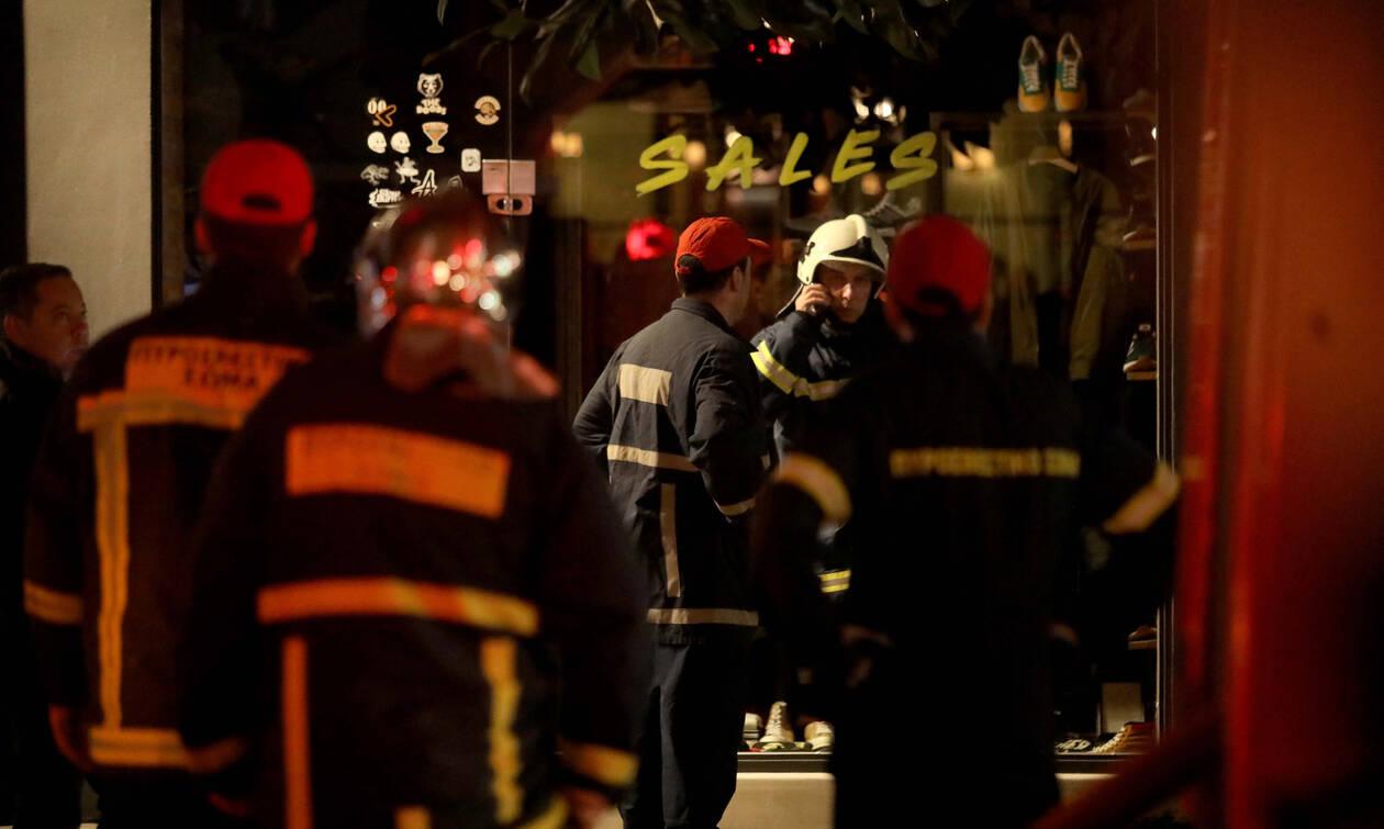 Μεσσηνία: Τραγωδία σε φλεγόμενο σπίτι