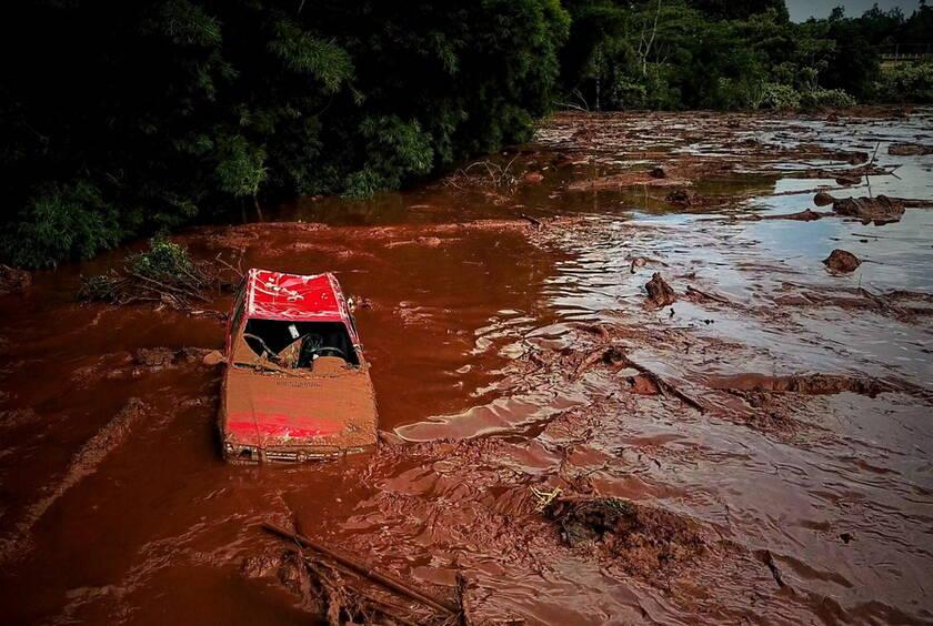 Τεράστια καταστροφή στη Βραζιλία