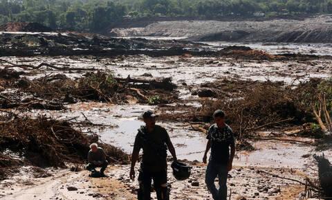 Βραζιλία: Τουλάχιστον 34 οι νεκροί και 300 αγνοούμενοι από την κατάρρευση του φράγματος