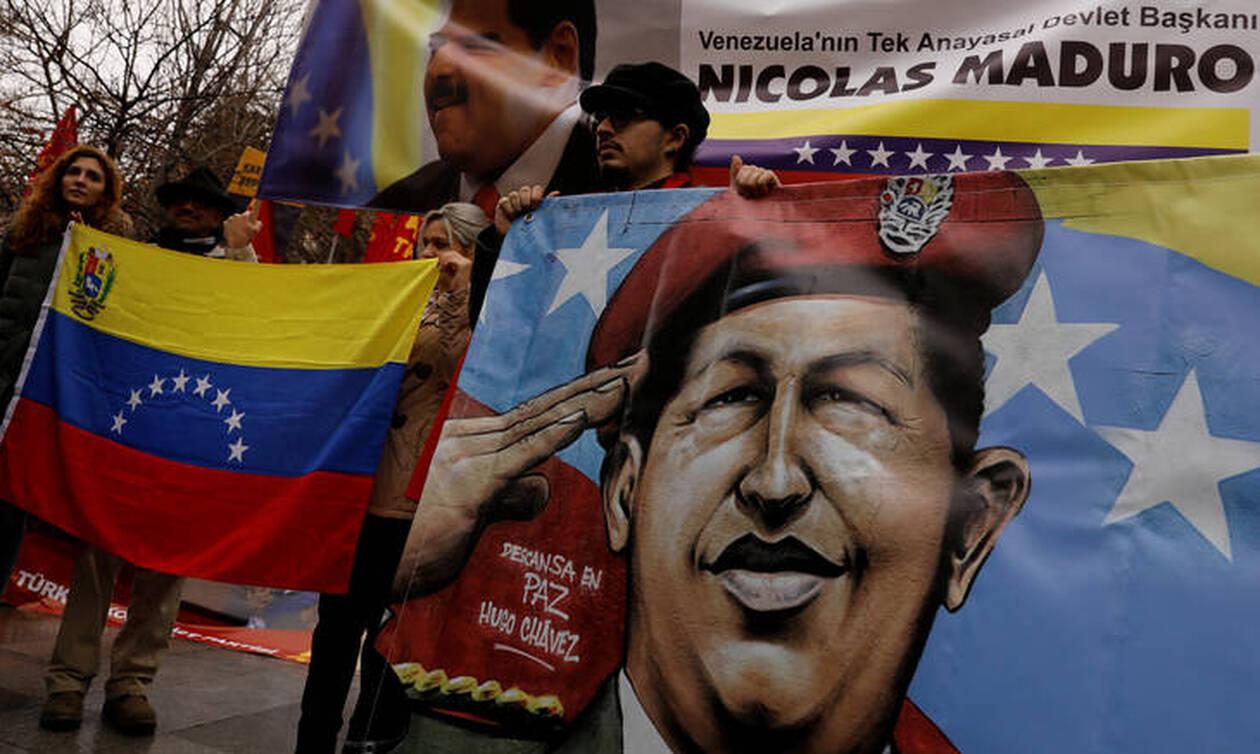 Τελεσίγραφο σε Μαδούρο από τους «ισχυρούς» της Ευρώπης: Εκλογές ή Γκουαϊδό (vids)