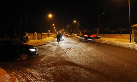 Κακοκαιρία: Ποιοι δρόμοι είναι κλειστοί εξαιτίας ισχυρών χιονοπτώσεων