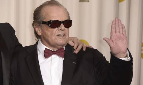 Σοκάρει η εικόνα του Τζακ Νίκολσον – Αγνώριστος ο διάσημος ηθοποιός (pic)