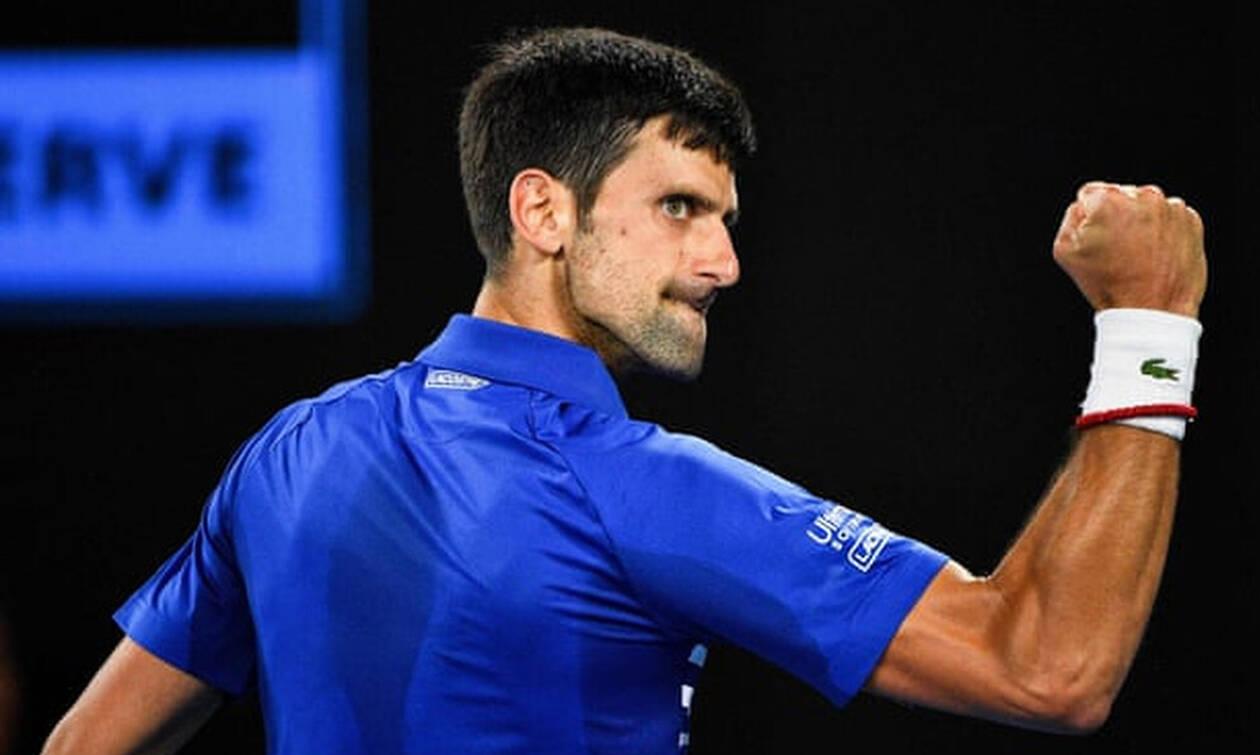Australian Open: Το σήκωσε ο «Νόλε»! (photos)