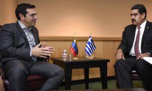 Διαζύγιο Ελλάδας – ΕΕ για τα μάτια του Μαδούρο