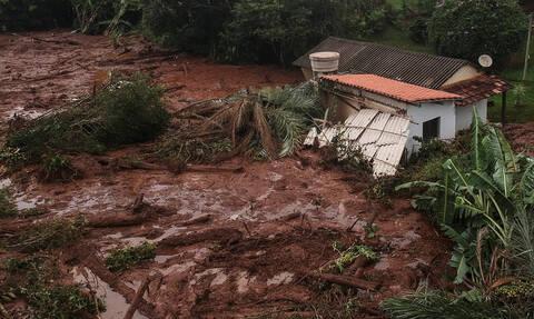 Βραζιλία - Νέος συναγερμός: Έτοιμο να καταρρεύσει και δεύτερο φράγμα - Εκκενώνονται χωριά