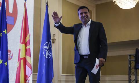 Είμαστε όλοι νικητές με τη Συμφωνία των Πρεσπών, λέει ο Ζόραν Ζάεφ