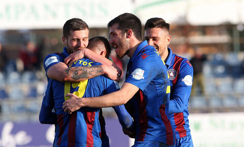 Football League: Πλησιάζει στην κορυφή η Κέρκυρα!