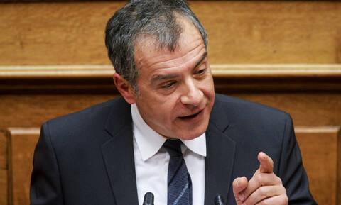 Συμφωνία των Πρεσπών - Θεοδωράκης: Διέλυσαν την Κοινοβουλευτική μας Ομάδα, όχι το Κίνημά μας