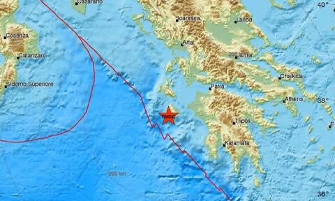 Σεισμός ΤΩΡΑ: Μετασεισμική δόνηση στη Ζάκυνθο (pics)