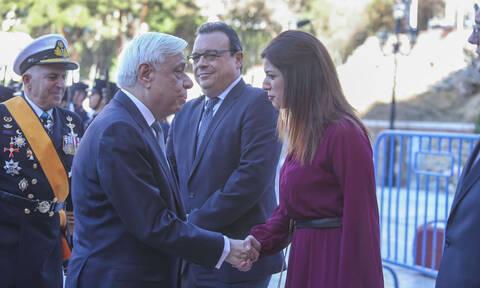 «Ανεπιθύμητοι» Παυλόπουλος, Νοτοπούλου, Φάμελλος στη Θεσσαλονίκη για το ξεπούλημα της Μακεδονίας