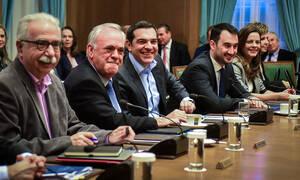 Συνεδριάζει το Υπουργικό Συμβούλιο για τον κατώτατο μισθό