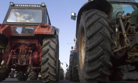 Греческие аграрии блокируют автотрассы