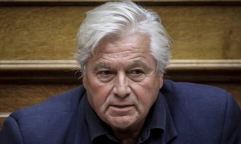 Παπαχριστόπουλος: Παραδίδω την έδρα μου – Τιμή μου εάν είμαι υποψήφιος με το ΣΥΡΙΖΑ