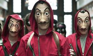 La Casa de Papel: Μήνυση… βόμβα για τις μάσκες! (pics&vid)