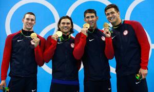 Χρυσός Ολυμπιονίκης δίνει μάχη με τον καρκίνο (pics)