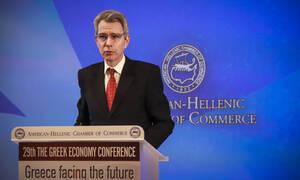 Τζέφρι Πάιατ: Ο Μητσοτάκης διαφωνεί με τη Συμφωνία των Πρεσπών αλλά θα προχωρήσει μπροστά